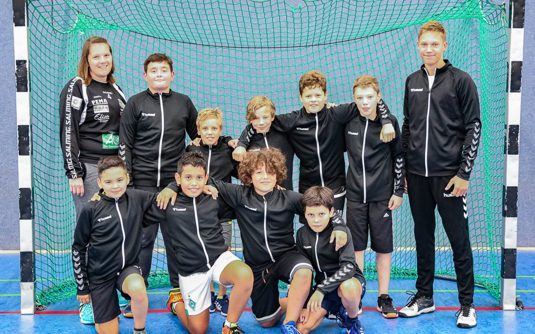 Unterstützung der Sport-Jugend